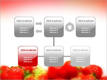 Fraise Modèles des présentations  PowerPoint - Diapositives 23