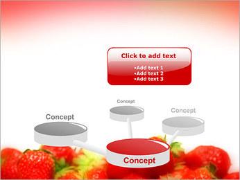 Fraise Modèles des présentations  PowerPoint - Diapositives 9