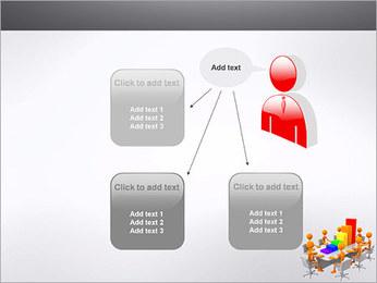 Relatórios de Negócios Modelos de apresentações PowerPoint - Slide 12