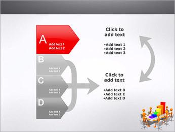 Relatórios de Negócios Modelos de apresentações PowerPoint - Slide 16