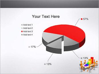 Relatórios de Negócios Modelos de apresentações PowerPoint - Slide 19