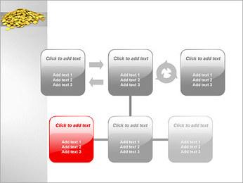 Relatórios de Negócios Modelos de apresentações PowerPoint - Slide 23