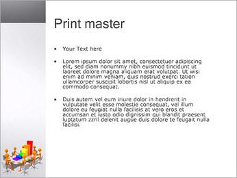 Relatórios de Negócios Modelos de apresentações PowerPoint - Slide 24
