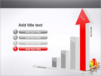 Relatórios de Negócios Modelos de apresentações PowerPoint - Slide 6