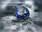 Great Deluge PowerPoint Templates