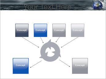 Grand Déluge Modèles des présentations  PowerPoint - Diapositives 10