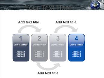 Grand Déluge Modèles des présentations  PowerPoint - Diapositives 11