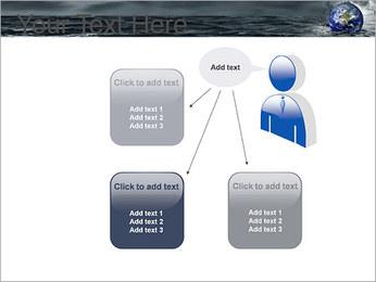 Grand Déluge Modèles des présentations  PowerPoint - Diapositives 12