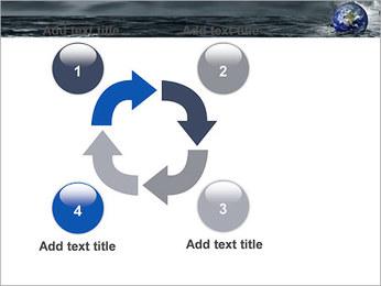 Grand Déluge Modèles des présentations  PowerPoint - Diapositives 14