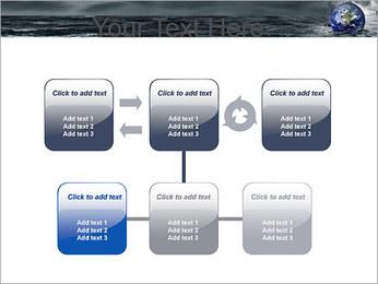 Grand Déluge Modèles des présentations  PowerPoint - Diapositives 23