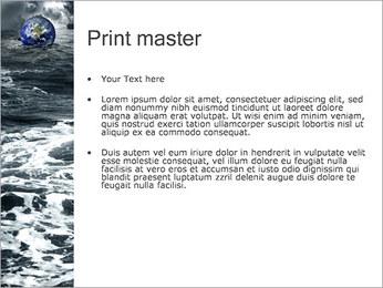 Grand Déluge Modèles des présentations  PowerPoint - Diapositives 24