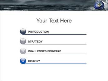 Grand Déluge Modèles des présentations  PowerPoint - Diapositives 3