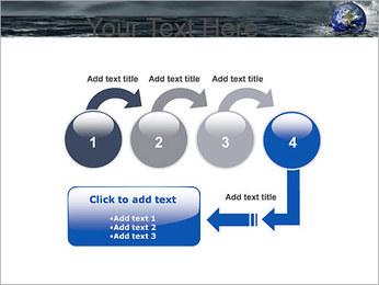 Grand Déluge Modèles des présentations  PowerPoint - Diapositives 4