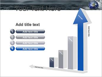 Grand Déluge Modèles des présentations  PowerPoint - Diapositives 6