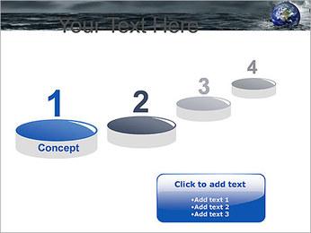 Grand Déluge Modèles des présentations  PowerPoint - Diapositives 7