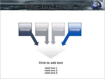Grand Déluge Modèles des présentations  PowerPoint - Diapositives 8