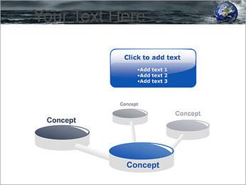Grand Déluge Modèles des présentations  PowerPoint - Diapositives 9