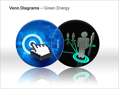 Диаграммы Венна Схемы и диаграммы для PowerPoint - Слайд 15