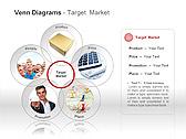 Диаграммы Венна Схемы и диаграммы для PowerPoint - Слайд 13