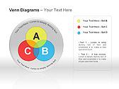 Диаграммы Венна Схемы и диаграммы для PowerPoint - Слайд 8