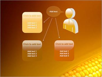Maïs Modèles des présentations  PowerPoint - Diapositives 12