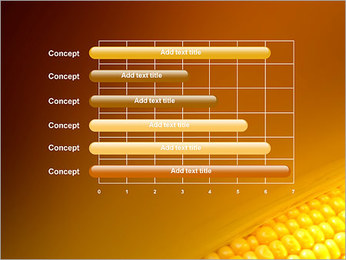 Maïs Modèles des présentations  PowerPoint - Diapositives 17