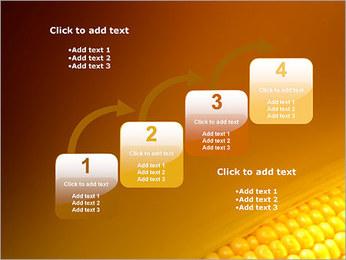 Maïs Modèles des présentations  PowerPoint - Diapositives 20