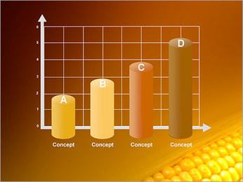 Maïs Modèles des présentations  PowerPoint - Diapositives 21