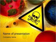 Toxique Modèles des présentations  PowerPoint
