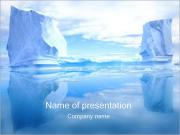 Glaciers Modèles des présentations  PowerPoint