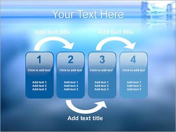 Glaciers Modèles des présentations  PowerPoint - Diapositives 11