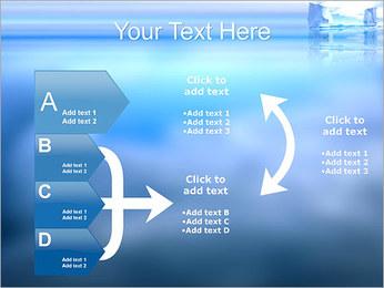 Glaciers Modèles des présentations  PowerPoint - Diapositives 16