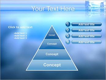 Glaciers Modèles des présentations  PowerPoint - Diapositives 22