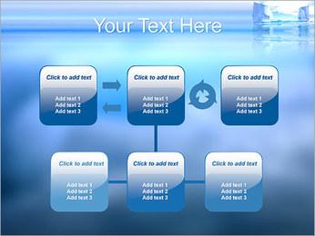 Glaciers Modèles des présentations  PowerPoint - Diapositives 23