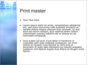 Glaciers Modèles des présentations  PowerPoint - Diapositives 24