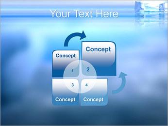 Glaciers Modèles des présentations  PowerPoint - Diapositives 5