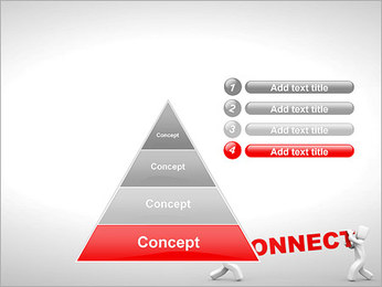 Connect People PowerPoint Template - Slide 22