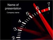 Tachometer PowerPoint Templates