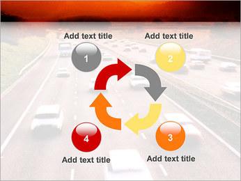 Trafic de voitures Modèles des présentations  PowerPoint - Diapositives 14