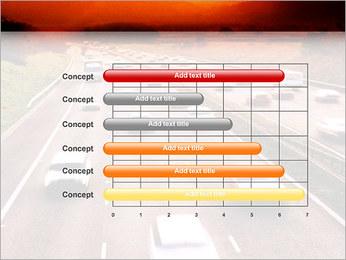 Trafic de voitures Modèles des présentations  PowerPoint - Diapositives 17
