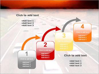 Trafic de voitures Modèles des présentations  PowerPoint - Diapositives 20