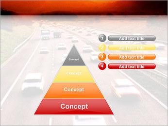 Trafic de voitures Modèles des présentations  PowerPoint - Diapositives 22