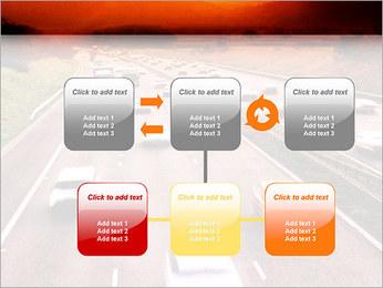 Trafic de voitures Modèles des présentations  PowerPoint - Diapositives 23