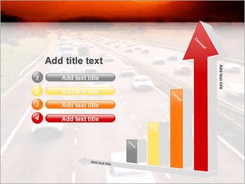 Trafic de voitures Modèles des présentations  PowerPoint - Diapositives 6