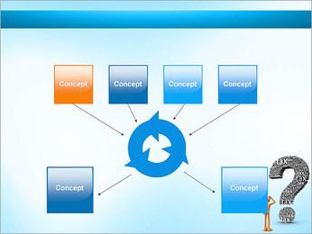 Pergunta Imposto Modelos de apresentações PowerPoint - Slide 10