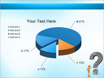 Pergunta Imposto Modelos de apresentações PowerPoint - Slide 19