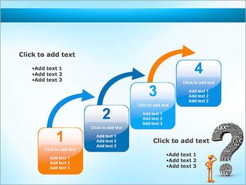Pergunta Imposto Modelos de apresentações PowerPoint - Slide 20