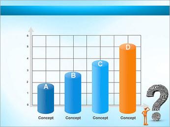 Pergunta Imposto Modelos de apresentações PowerPoint - Slide 21