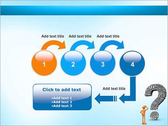 Pergunta Imposto Modelos de apresentações PowerPoint - Slide 4
