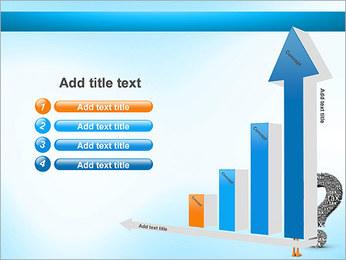 Pergunta Imposto Modelos de apresentações PowerPoint - Slide 6
